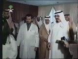 طبيبه ترفض أن تصافح الملك عبد الله ورد رائع من الملك