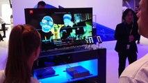 Tour du stand Sony à l'IFA de Berlin 2014