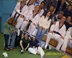 UWE taekwondo, tkd demo