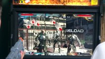 Terminator Files and Hope Of The Future play Terminator Salvation Arcade Game