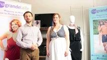 Comment devenir mannequin grande taille : conseils de Charlotte Darcq pour Ma-Grande-Taille.com