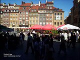 Warsaw Old Town - The History Of The Polish Capital City's Old Market Square