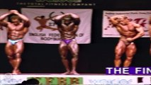 Amoury Francis EFBB British Championship 1993 Full Sequence | Muscleworks Gym London