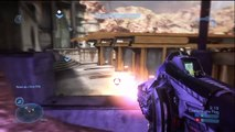 Halo Reach Beta  HD Gameplay: 1-Flag CTF on Powerhouse
