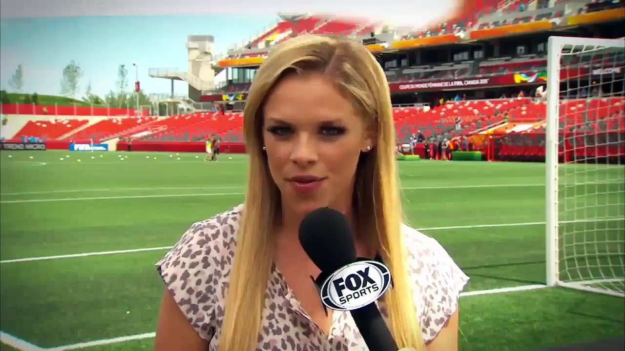 Bloopers from the Women's World Cup on FOX     – latest football news / video clips HD
