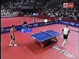 2003 WTTC Kong Linghui vs Werner Schlager First Game (1 of 7)