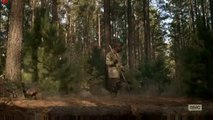 The Walking Dead Morgan Kung- Fu Fighting