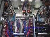 ROBOPLAS IML ROBOT STACK MOULD 2 + 2 CAVITIES PAIL.wmv