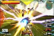 Gundam vs Gundam Next Plus - Tallgeese vs Wing Zero Custom + Wing Zero Round 1 [Newtype Lv.3]