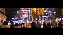 Paris by night | Eiffel Tower - Champs Elysées - Marché de Noël 2014