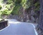 Brasa Schlucht nach Limone / Gardasee