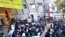Menjadi Indonesia di Tokyo ( dari Festival Indonesia 2011, Yoyogi Park, Tokyo)