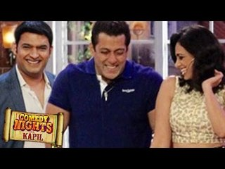 Salman Khan promotes Bajrangi Bhaijaan on Comedy Nights with Kapil | LAST EPISODE