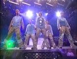 NSync  Live From Madison Square Garden  Bye Bye Bye