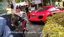 Luxury cars in Singapore سيارات فاخرة في سنغافورة