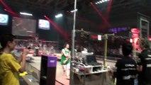 Team 3990 :: FRC 2012 - Finale régionale de Montréal /  Montreal regional final