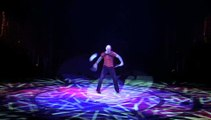 "Diabolo Show by Alexander Xelo at Circus Flic Flac ""Underground"" 2009"