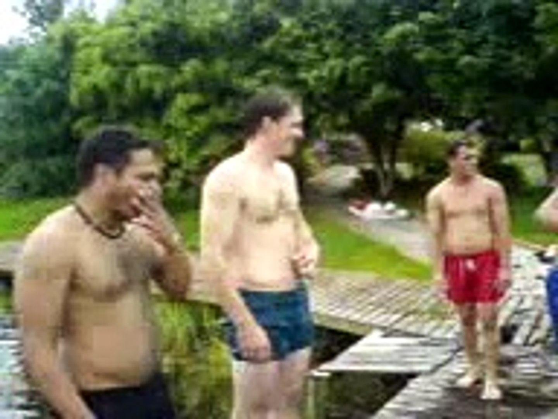 Pré-retiro de carnaval 2008 (Homens)