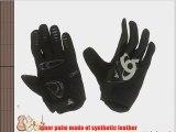 Odlo Endurance Cycling Gloves - Black Large