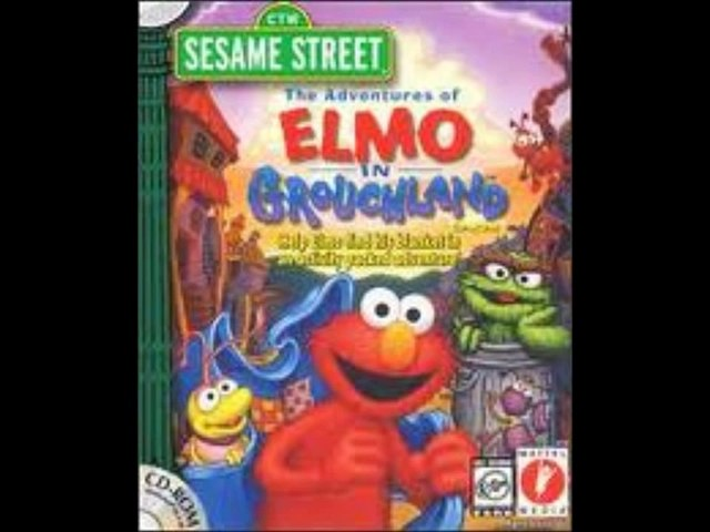 Elmo In Grouchland Together Forever With The Sesame Street Ensamble