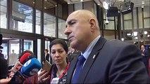 Бойко Борисов: Ако европейските страни действат съвместно, няма как да се минат границите