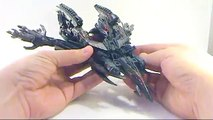 Video Review of the Transformers Revenge of the fallen toy; The Fallen
