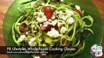 PB Lifestyles Whole-Foods Cooking Classes