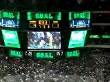 Dallas Stars vs Anaheim Ducks Game 6 - 4th goal & celebration (playoff 08)