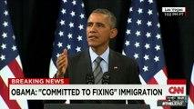 Obama: Immigration system feels unfair