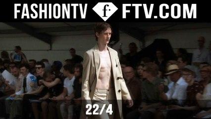 22/4 Trends Spring/Summer 2016 | Paris Men's Fashion Week | FashionTV
