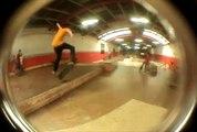 Testando Fisheye (Londrina Skate Park)