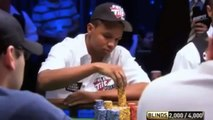 Phil Ivey Making His Monster Hand Look Like A Bluff - Another Great Poker Play By Poker Legend