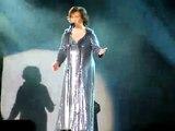 """Susan Boyle singing """"Memory"""" live at Glasgow SECC, Britains got Talent 2009 Tour - June 2009"""