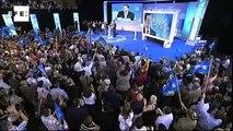 """Mariano Rajoy abre la campaña en Castelldefels  presidente del PP, Mariano Rajoy """"el revulsivo"""""""