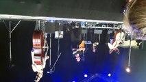 Gabriel Rios op Festival Mundial Tilburg zaterdag 27 juni 2015