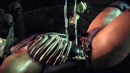 Predator trailer de Mortal Kombat X