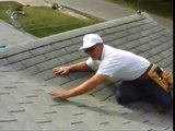 Closed Valley, Open Valley  Rons Roofing Shows you.