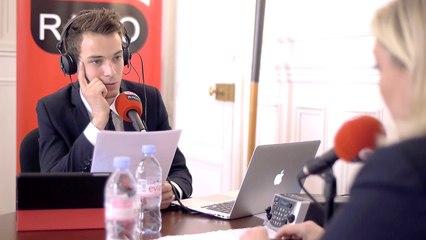 Brunch Politique : Marine Le Pen