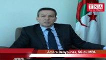 Bilan de la première année du quatrième mandat du président  Entretien avec Amara Benyounes