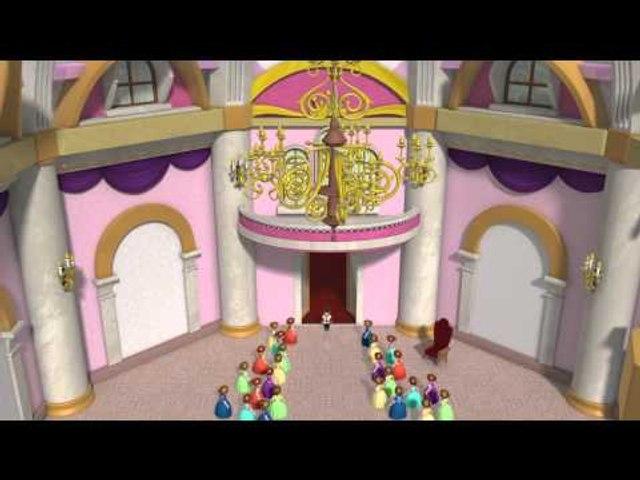 [New Animation] 엉뚱발랄 콩순이와 친구들 1기 4화 공주가 되고 싶어요! 편