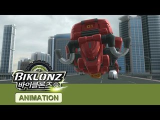 [New Animation] 바이클론즈1기 제10화 [Biklonz S.01 EP.10]
