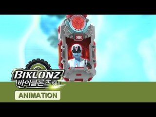 [New Animation] 바이클론즈1기 제6화 [Biklonz S.01 EP.06]