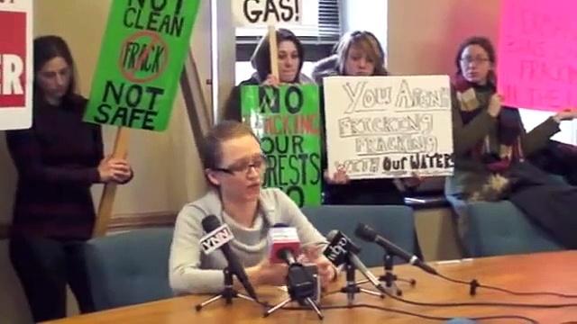 Let's Go Buffalo! Buffalo, NY Bans Fracking