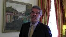 Ambassador welcomes HRH Prince Harry to Washington