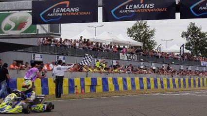 24 Heures Karting - L'arrivée de la 30e édition !