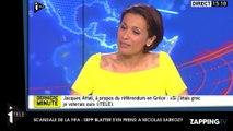 Scandale de la FIfa : Sepp Blatter s'en prend à Nicolas Sarkozy