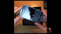 Verizon BlackBerry Bold 9930 Unboxing - N4BB.COM