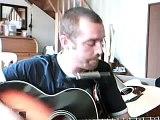 Renaud par stéphane,'hexagone,cover,guitare