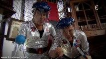 Fort Boyard 2015 : introduction de la séquence des Frères Bogdanoff dans la Boyard Academy (Cours de sciences)