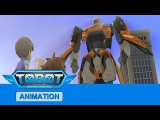 托宝兄弟 01 [Chinese Version Tobot Season1 Ep.01]